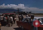 Image of C-130 Hercules Naga City Philippines, 1970, second 25 stock footage video 65675043571