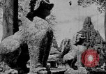 Image of Temples Cambodia, 1945, second 2 stock footage video 65675043572