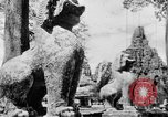Image of Temples Cambodia, 1945, second 3 stock footage video 65675043572