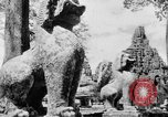 Image of Temples Cambodia, 1945, second 6 stock footage video 65675043572