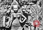 Image of Temples Cambodia, 1945, second 12 stock footage video 65675043572