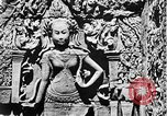 Image of Temples Cambodia, 1945, second 14 stock footage video 65675043572