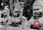 Image of Temples Cambodia, 1945, second 30 stock footage video 65675043572