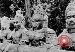 Image of Temples Cambodia, 1945, second 31 stock footage video 65675043572