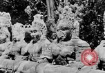 Image of Temples Cambodia, 1945, second 32 stock footage video 65675043572