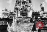 Image of Temples Cambodia, 1945, second 62 stock footage video 65675043572