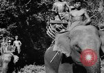 Image of Cambodian soldiers Phnom Penh Cambodia, 1957, second 28 stock footage video 65675043584