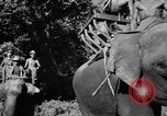 Image of Cambodian soldiers Phnom Penh Cambodia, 1957, second 29 stock footage video 65675043584