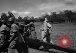 Image of Major Etchemendy Cambodia Thmar-Pich, 1957, second 5 stock footage video 65675043588