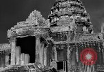 Image of Temple Angkor-Vat Cambodia, 1957, second 12 stock footage video 65675043589