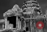 Image of Temple Angkor-Vat Cambodia, 1957, second 13 stock footage video 65675043589