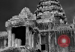 Image of Temple Angkor-Vat Cambodia, 1957, second 15 stock footage video 65675043589
