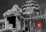 Image of Temple Angkor-Vat Cambodia, 1957, second 16 stock footage video 65675043589