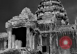 Image of Temple Angkor-Vat Cambodia, 1957, second 17 stock footage video 65675043589