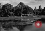Image of Temple Angkor-Vat Cambodia, 1957, second 48 stock footage video 65675043589