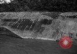 Image of Baray Occidental Irrigation Project Dam Angkor-Vat Cambodia, 1957, second 37 stock footage video 65675043591