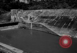 Image of Baray Occidental Irrigation Project Dam Angkor-Vat Cambodia, 1957, second 47 stock footage video 65675043591
