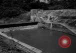 Image of Baray Occidental Irrigation Project Dam Angkor-Vat Cambodia, 1957, second 49 stock footage video 65675043591