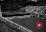 Image of Baray Occidental Irrigation Project Dam Angkor-Vat Cambodia, 1957, second 50 stock footage video 65675043591