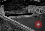 Image of Baray Occidental Irrigation Project Dam Angkor-Vat Cambodia, 1957, second 52 stock footage video 65675043591