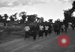 Image of Cambodian women Angkor-Vat Cambodia, 1957, second 27 stock footage video 65675043592