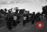 Image of Cambodian women Angkor-Vat Cambodia, 1957, second 31 stock footage video 65675043592