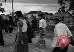 Image of Cambodian women Angkor-Vat Cambodia, 1957, second 42 stock footage video 65675043592