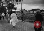 Image of Cambodian women Angkor-Vat Cambodia, 1957, second 51 stock footage video 65675043592