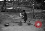 Image of Cambodian women Angkor-Vat Cambodia, 1957, second 53 stock footage video 65675043592