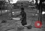 Image of Cambodian women Angkor-Vat Cambodia, 1957, second 62 stock footage video 65675043592