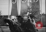 Image of Adolf Hitler and German remilitarization Germany, 1939, second 8 stock footage video 65675043608
