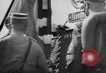 Image of Adolf Hitler and German remilitarization Germany, 1939, second 9 stock footage video 65675043608