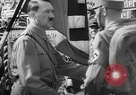Image of Adolf Hitler and German remilitarization Germany, 1939, second 17 stock footage video 65675043608