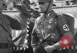 Image of Adolf Hitler and German remilitarization Germany, 1939, second 20 stock footage video 65675043608