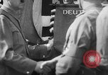 Image of Adolf Hitler and German remilitarization Germany, 1939, second 24 stock footage video 65675043608