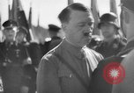 Image of Adolf Hitler and German remilitarization Germany, 1939, second 25 stock footage video 65675043608