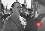 Image of Adolf Hitler and German remilitarization Germany, 1939, second 26 stock footage video 65675043608