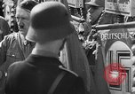 Image of Adolf Hitler and German remilitarization Germany, 1939, second 28 stock footage video 65675043608