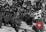 Image of German annexation of Sudetenland Germany, 1938, second 35 stock footage video 65675043609
