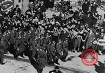 Image of German annexation of Sudetenland Germany, 1938, second 36 stock footage video 65675043609