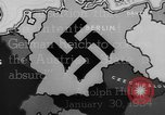 Image of German annexation of Sudetenland Germany, 1938, second 54 stock footage video 65675043609