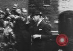 Image of Prime Minister Neville Chamberlain London England United Kingdom, 1939, second 5 stock footage video 65675043612