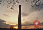 Image of Monuments Washington DC USA, 1968, second 38 stock footage video 65675043623