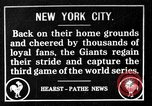 Image of 1917 World Series games 3 and 4 New York City USA, 1917, second 1 stock footage video 65675045977