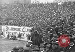 Image of 1917 World Series Game 1 Chicago Illinois USA, 1917, second 52 stock footage video 65675045978
