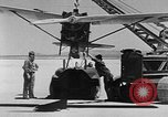 Image of guided missiles Muroc California USA, 1943, second 30 stock footage video 65675046002