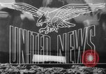 Image of navy carrier plane South China Sea, 1945, second 19 stock footage video 65675046518
