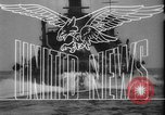 Image of navy carrier plane South China Sea, 1945, second 24 stock footage video 65675046518