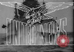 Image of navy carrier plane South China Sea, 1945, second 26 stock footage video 65675046518