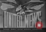 Image of navy carrier plane South China Sea, 1945, second 27 stock footage video 65675046518